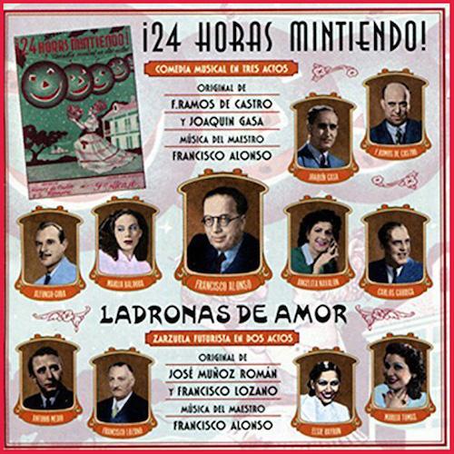 24 horas mintiendo 1947-Ladronas de amor 1941