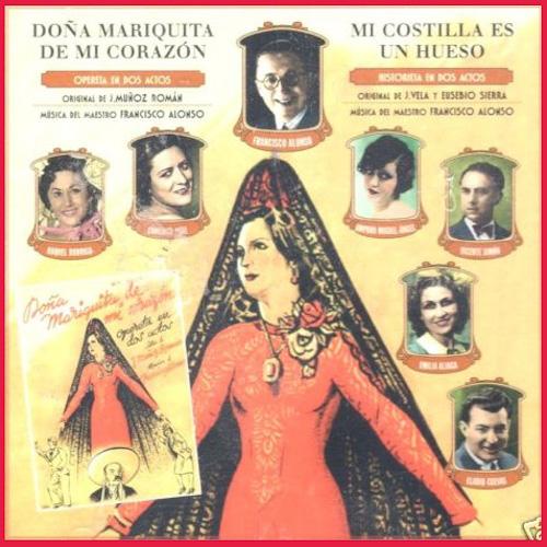 Doña Mariquita de mi corazón 1942-Mi costilla es un hueso 1932