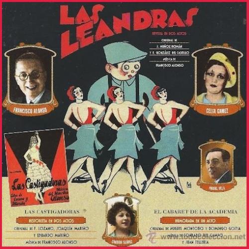 Las Leandras 1931-Las Castigadoras 1927