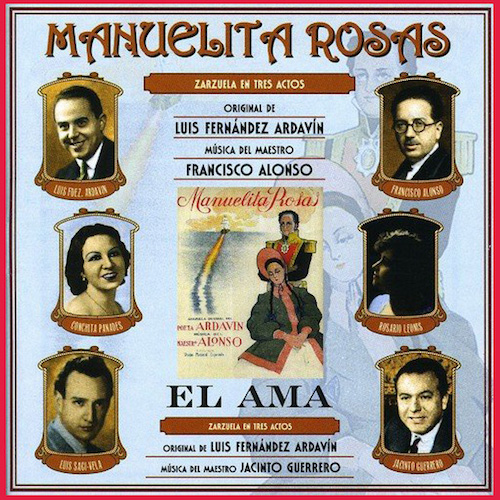 Manuelita Rosas 1941