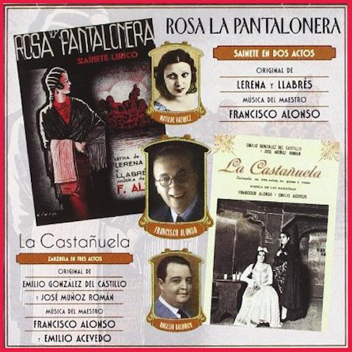 Rosa la pantalonera 1939-La Castañuela 1931