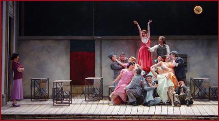 La Parranda Teatro de La Zarzuela